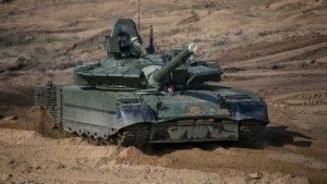Подразделения танкистов Северного Флота будут перевооружены на танки Т-80БВМ в 2019 году