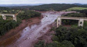 прорыв дамбы бразилия 25 января 2019