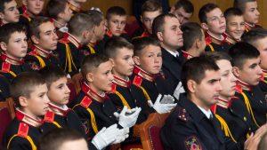 В ПМР отметили годовщину основания Тираспольского Суворовского училища