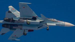 Армения закупила четыре российских истребителя Су-30СМ