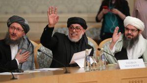 Талибы приветствуют достижение мира в Афганистане после вывода войск США