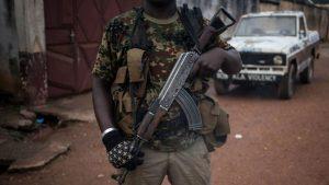 повстанцы силовики перемирие в ЦАР