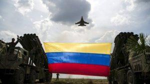 Венесуэла проводит крупнейшие военные учения