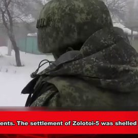 The Ukrainian forces published the footage of their own crime
