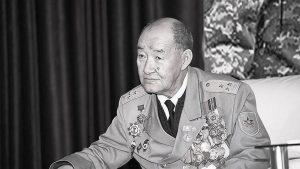 Умер Борис «Чёрный майор» Керимбаев