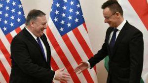 США заставляют союзников выбирать между сотрудничеством с собой и с Китаем