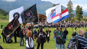 Австрия запретила символы хорватских фашистов и ещё нескольких организаций