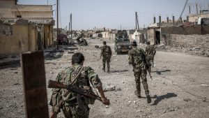 Сводка событий в Сирии и на Ближнем Востоке за 13 февраля 2019 года