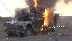 Видеоподборка: Хуситы уничтожают американскую технику