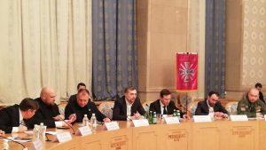 Совет командиров СДД прошел в Москве
