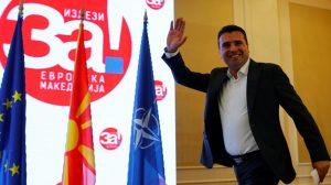 премьер Македонии Зоран Заев