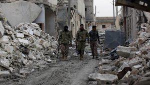 Сводка событий в Сирии и на Ближнем Востоке за 15 февраля 2019 года