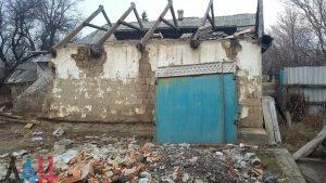 СЦКК: Окраины Донецка и Горловка вновь обстреляны боевиками ВСУ