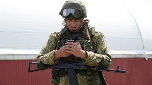 Госдума запретила военным пользоваться смартфонами