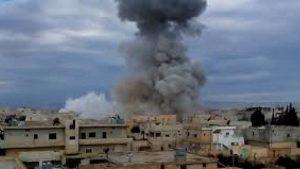 Боевики «ан-Нусры» обстреляли жилые кварталы Алеппо