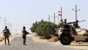 Боевики «Исламского Государства» захватили опорный пункт египетской армии на Синае