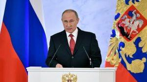 Послание Путина Федеральному собранию — [прямой эфир]