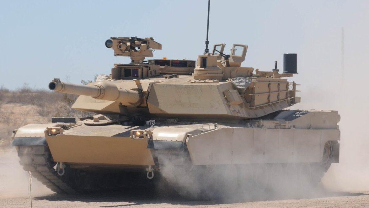M1A2 SEP V3, наиболее современная, на данный момент, модификация танка Абрамс