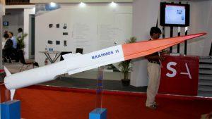 Гиперзвуковая ракета BrahMos-2 будет испытана к 2024 году