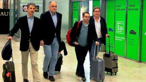Приехавших к Гуаидо евродепутатов завернули обратно на границе Венесуэлы