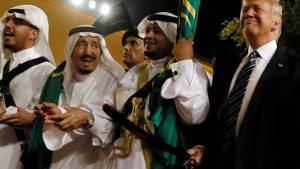 СМИ: Белый дом тайно передаст Саудовской Аравии ядерные технологии