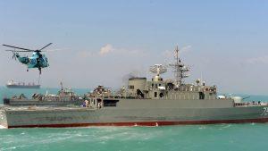 Иран начинает учения в Ормузском проливе