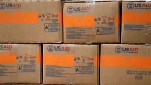 Гуманитарная помощь США для Венесуэлы