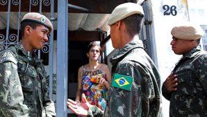 военные Бразилии