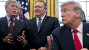 Помпео назвал страны, где США хотят сменить власть, кроме Венесуэлы