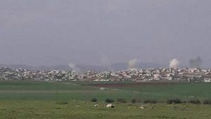 Сирийские ВВС впервые за год начали наносить удары по Идлибу