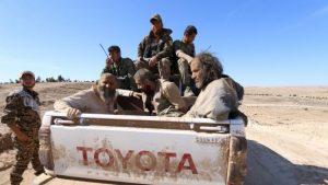 Сирийские курды передали Ираку пленных иностранных бойцов ИГИЛ
