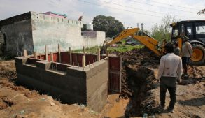Индия строит бункеры вдоль границы с Пакистаном для зашиты граждан от обстрелов