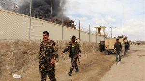 афганистан военная база