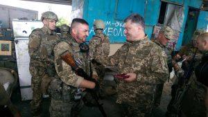 Госдума прокомментировала решение Порошенко увеличить гонорар карателям Донбасса