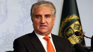Министр иностранных дел Пакистана Шах Махмуд Куреши