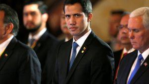 Bloomberg: Проект Гуайдо буксует, США ищут варианты