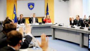 Косово приняло Платформу для переговоров с Сербией, похоронившую планы Вучича
