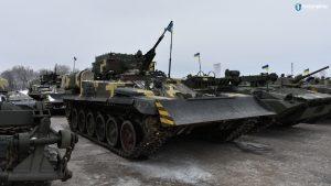 По Васильевской насосной станции боевики ВСУ нанесли удар из ПТУР