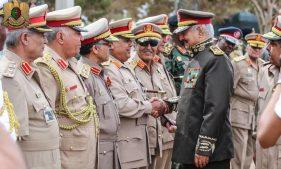 Ливийская национальная армия (ЛНА) и фельдмаршал Халифа Хафтар