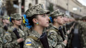 Подразделения боевиков ВСУ на фронтах Донбасса доукомплектуют женщинами