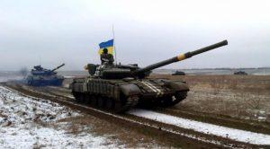 Отсутствие 36 единиц техники боевиков ВСУ обнаружено патрулём СММ ОБСЕ