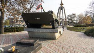 Годовщину создания Ополчения ПМР отметят памятными акциями в Бендерах