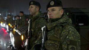 Косовары активировали «Стальное кольцо» на границе с Сербией