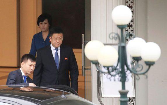 Ким Хёк Чхоль, дипломат КНДР