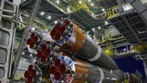 Роскосмос представил самый мощный в мире ракетный двигатель