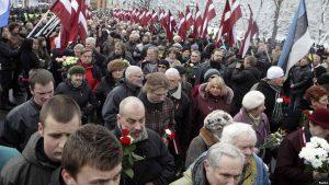 На марш ветеранов СС в Ригу приедут украинские силовики и радикалы