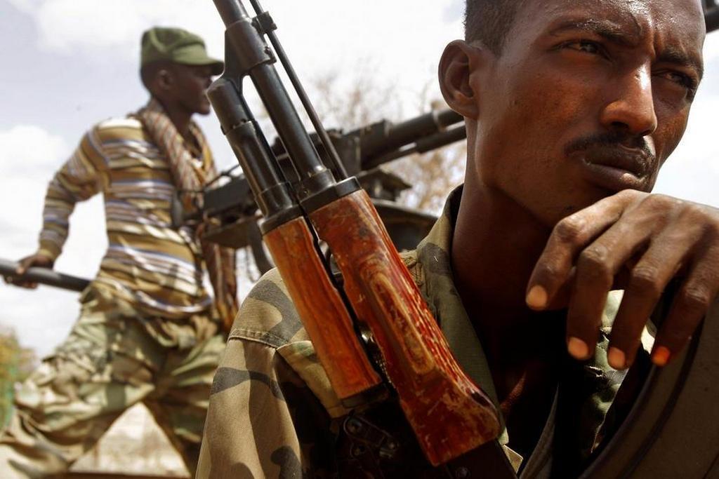 Боевики напали на военную базу в Мали