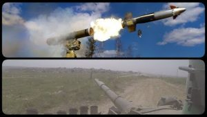 Как увернуться от ПТУРа (Экслюзивные кадры из Сирии) || Комментарий с дивана