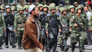 За последние 5 лет в Китае арестовали 13000 террористов и их пособников