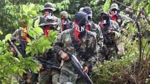 ELN (Армия национального освобождения) Колумбия
